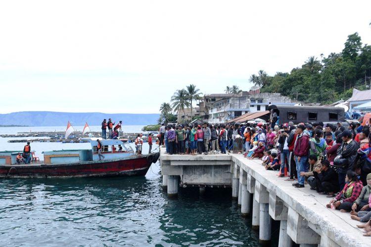 Pencarian korban KM Sinar Bangun sudah memasuki hari ke-13 setelah dua kali perpanjangan, Sabtu (30/6/2018).
