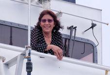 Jelang Coblosan, Menteri Susi Pimpin Langsung Operasi 'Illegal Fishing' di Natuna