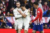 Real Madrid Vs Barcelona, Bek Muda Real Berselisih dengan Messi-Suarez