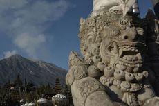 Ini Penjelasan PVMBG Tentang Letusan Gunung Agung