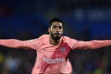 Real Madrid Vs Barcelona, Tak Ada Pemain yang Bisa Samai Suarez