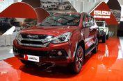 Isuzu Hadirkan Mu-X untuk Borongan, Dibanderol Rp 449 juta