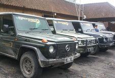 Mercedes G-Class dan Kisah Raja Iran yang Dikudeta