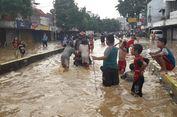 Banjir di Jakarta Memakan Korban, 2 Orang Meninggal