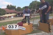 Reka Ulang Kasus Pembunuhan, Pelaku Bunuh dan Mutilasi Korban di Atas Perahu