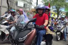 Ikut Konvoi May Day, Plt Gubernur Aceh Dengar Aspirasi Buruh