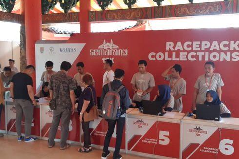 Semarang 10K, Lomba Lari Santai dengan Trek Penuh Kejutan