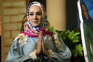 Mulan Jameela Berbuka Puasa Bareng Mantan Suaminya