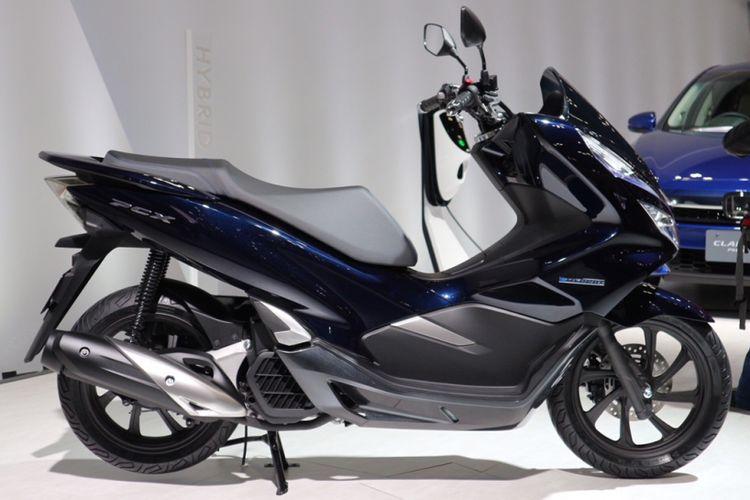 Honda PCX Hybrid