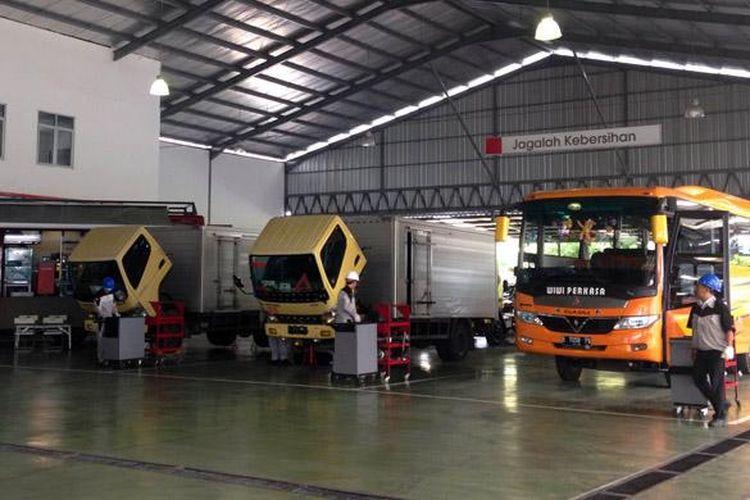 KTB meresmikan Truc Centre terbarunya di Cirebon, Jawa Barat.