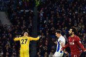 Brighton Vs Liverpool, The Reds Kembali Menang untuk Amankan Puncak