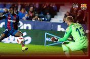 Levante Vs Barcelona, Kejutan di Laga Pertama 16 Besar Copa del Rey