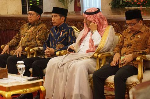 Jokowi Ingatkan Al Quran adalah Pedoman Hidup