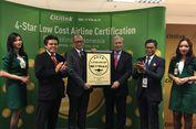Skytrax: Citilink Maskapai Terbaik Pertama di Asia untuk 'Low Cost Carrier'