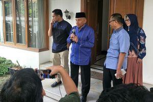Amien Rais Bacakan Surat dari Prabowo, Ini Isinya...