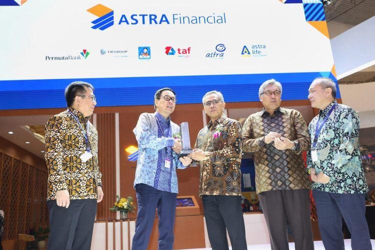 Astra Financial ambil bagian di GIIAS 2019.