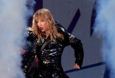 Taylor Swift Lacak Penguntit dengan Pasang Pendeteksi Wajah Saat Konser