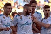 Hasil Liga Spanyol, Real Madrid Menang Telak di Kandang Las Palmas