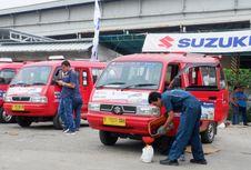 Cara Suzuki Memanjakan Angkot di Jakarta