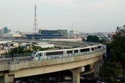 Menhub: Mau Nunggu Palembang Macet Dulu Baru Dibangun LRT?