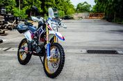 Honda CRF150L Adventure, Kawan Petualang