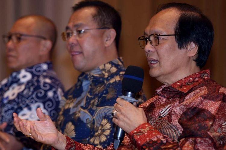 Ketua Dewan Pelaksana Perayaan Imlek Nasional 2019 Sudhamek AWS