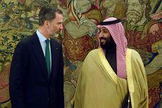Bertemu Raja Spanyol, Putra Mahkota Saudi Nego Pembelian Kapal Perang