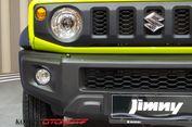 Modal Jimny dan Ertiga, Suzuki Naikkan Target Penjualan