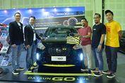 Datsun Go-live Kolaborasi dengan Sneakers Lokal