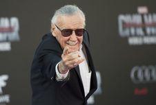 Stan Lee Tutup Usia, Musisi hingga 'Tony Stark di Dunia Nyata' Berduka