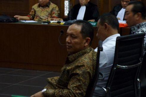 Ditahan KPK, Bupati Halmahera Timur Bantah Terima Suap
