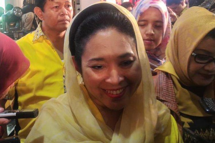 Titiek Soeharto Hengkang karena Golkar Mendukung Pemerintah