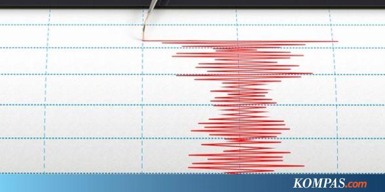 Gempa Guncang Filipina, Peringatan Tsunami Sampai ke Indonesia - Kompas.com