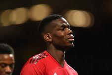 Man United Vs Man City, Pogba Tertantang Hadapi Pasukan Guardiola
