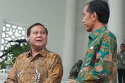 Survei Indo Barometer: Elektabilitas Jokowi 40,7 Persen, Prabowo 19,7 Persen