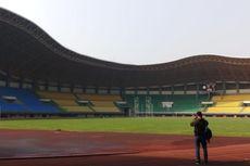 Stadion Patriot Bekasi Terus Berbenah sebagai Venue Asian Games 2018