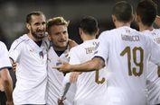 Italia Kehilangan Antusiasme setelah Kalah dari Spanyol