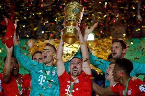 Menang Telak atas RB Leipzig, Bayern Muenchen Juarai DFB Pokal 2019