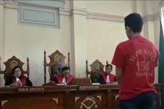 Kurir Sabu Asal Aceh Lolos dari Vonis Mati
