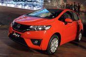 Honda Jazz 'Facelift' Lebih Mahal Rp 6 Juta