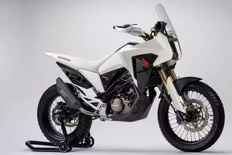 CB125X, motor konsep Honda di EICMA 2018