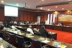 Belasan Paslon Kada Sultra Tak Hadiri Pembekalan Antikorupsi, Wakil Ketua KPK Kecewa