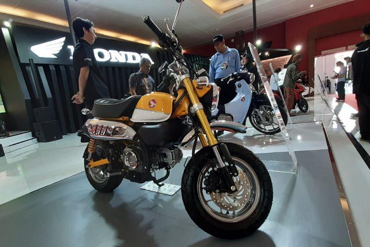 AHM membantah akan melakukan peluncuran Honda Monkey di GIIAS 2019