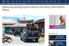Media Internasional Soroti Penembakan Brutal di Papua