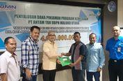 Antam Salurkan Pinjaman Rp 4 Miliar untuk UKM di Maluku Utara