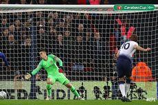 Tottenham Vs Chelsea, Kane Bela Keputusan Wasit soal VAR