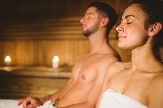 Menyehatkan Kulit hingga Jantung, Ini 7 Manfaat Sauna...