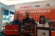Gandeng Visa, Bank Mega Hadirkan Kartu Kredit Nirsentuh