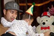 Ingin Bertemu Mickey Mouse, Raffi Ahmad Bawa Rafathar ke Jepang
