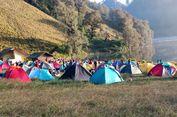 Tips Mendaki Gunung bagi Wanita Milenial ala Adinda Thomas
